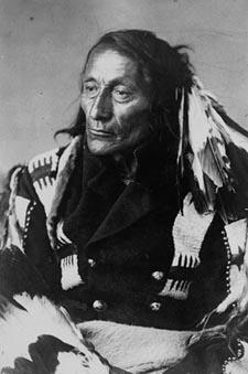 Blackfeet chief