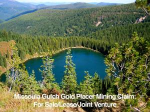 Montana Gold Claims: Treasure Hunting